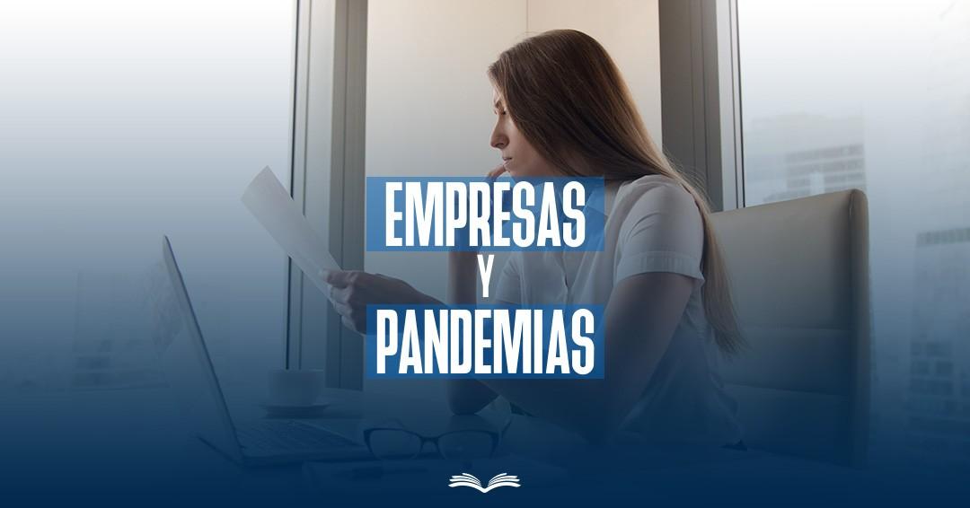 Empresas y pandemia