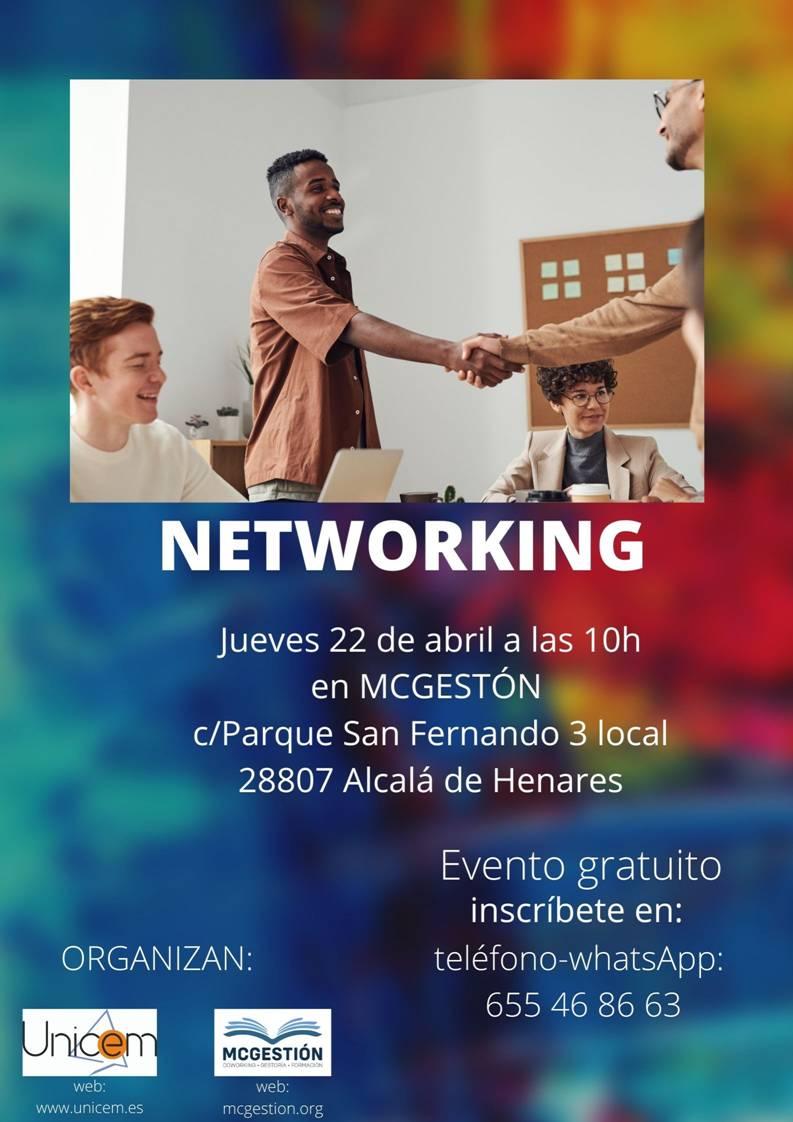 Networking empresarial Unicem