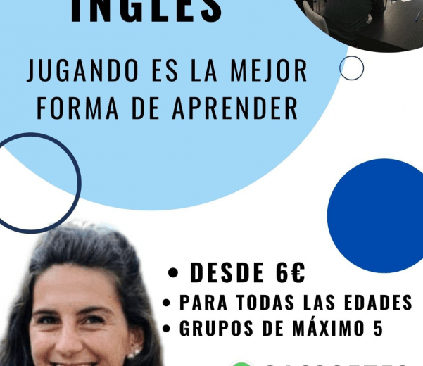 APRENDE INGLES JUGANDO